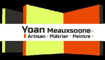 Logo site web Entreprise Yoan Meauxsoone, artisan platrier peintre